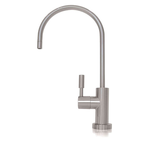 Design faucet for filtered tap water, chrome