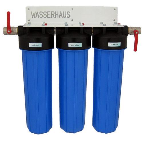 Sehr Hauswasseranlagen - Wasserhaus - Spezialist für Wasserfilter MQ42
