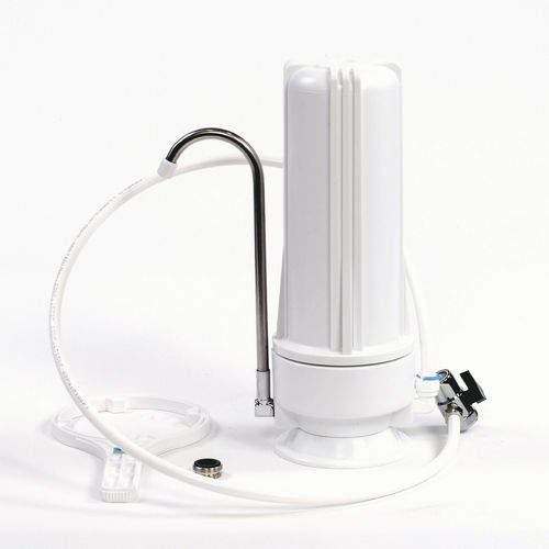 Wasserhaus - Countertop Carbon Filter - white