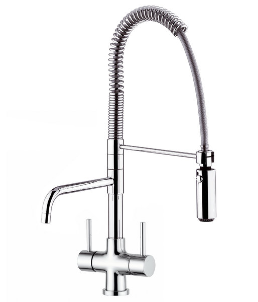 Low Cold Water Pressure In Kitchen Tap