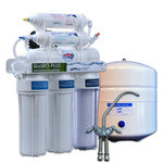 QUARO PLUS ECO with mineralizer and permeate pump