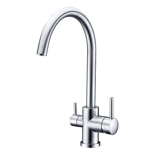 Faucet 3 in 1 VANCOUVER Stainless Steel