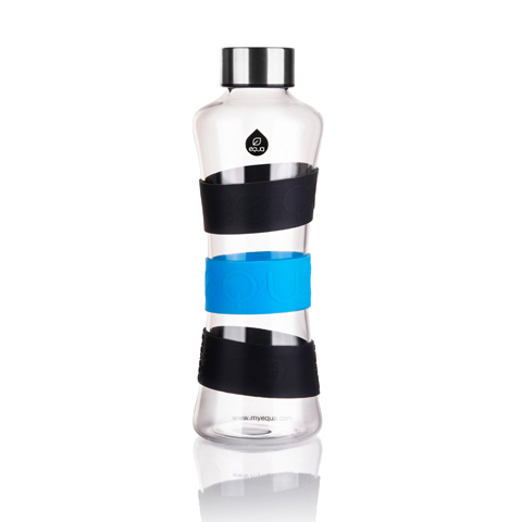 Squeeze Blue Bottle 550 ml