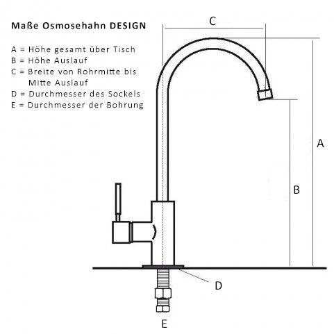 Masse-Skizze_Design-Osmosehahn